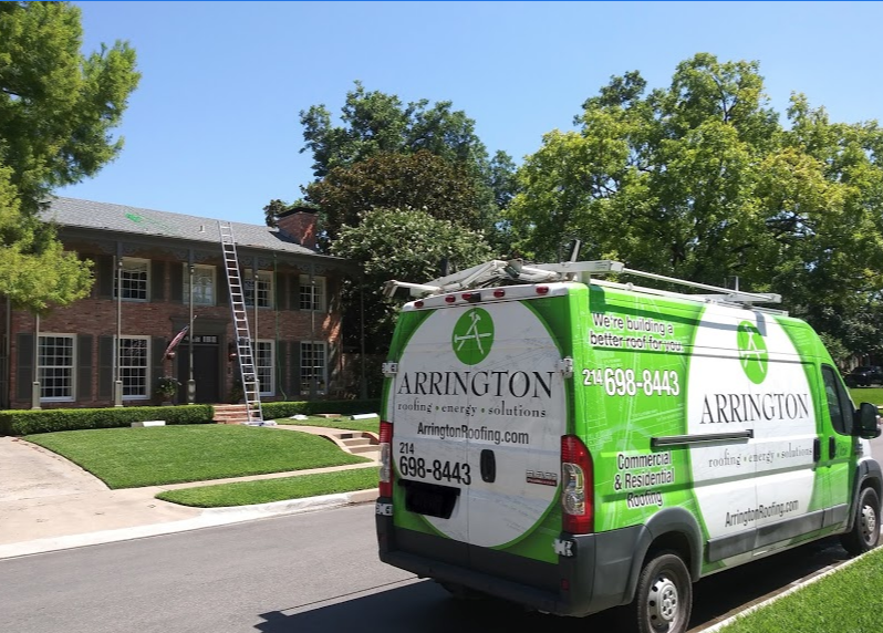 reliable roofing services in Dallas